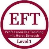 Klopfakupressur Kurs EFT Level 1 Logo